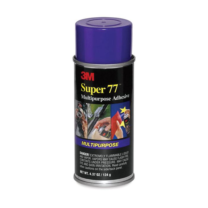 Super 77 Spray Adhesive, 3M